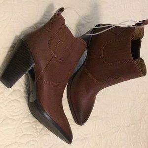 NWOT COACH Ankle Boots MAKE OFFER